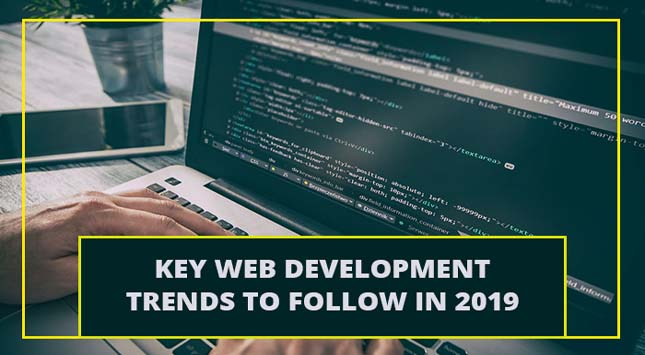 Key Web Development Trends