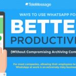 WhatsApp for Better Productivity