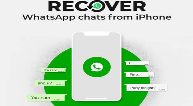 Recover Deleted Chats