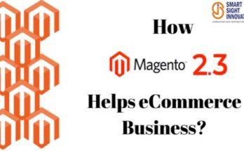 Magento 2.3 Helps E-commerce Business