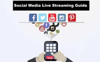 Social Media Live Streaming Guide