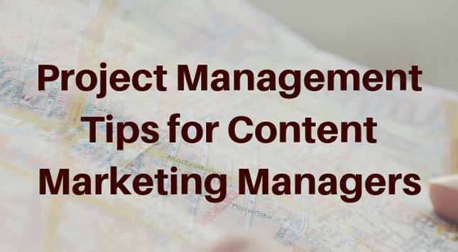 Content Marketing Managers