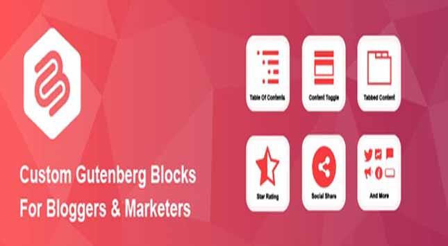 Gutenberg Blocks Plugin