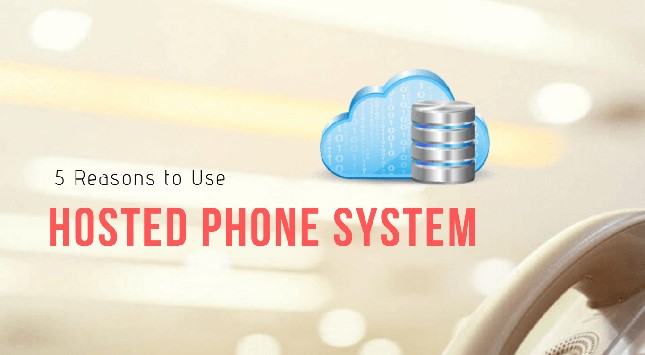 Hosted Phone System for Your Business