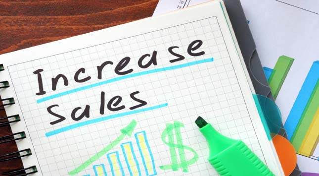 Increment of Your Sales