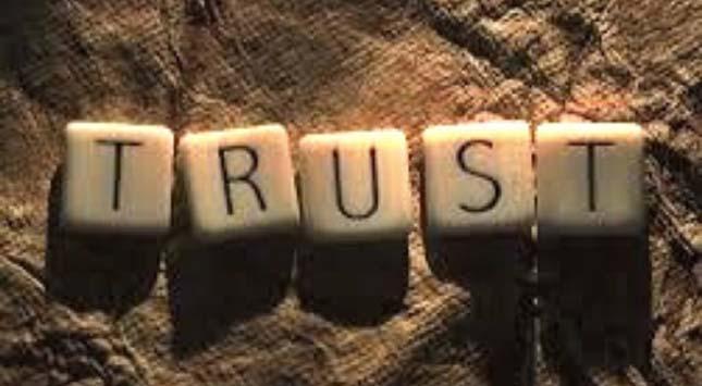 Look Trustworthy