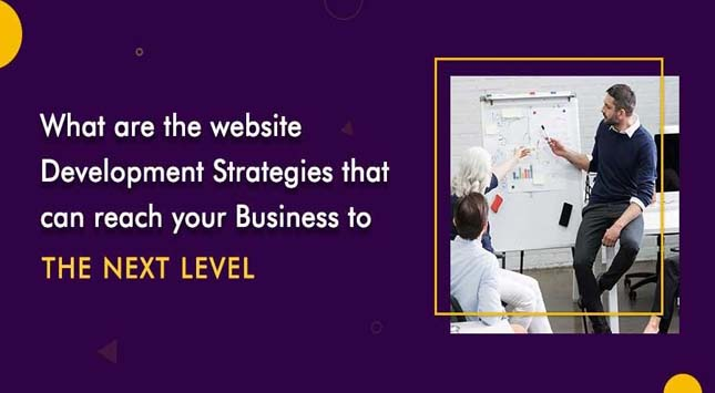 Website Development Strategies