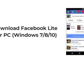 Download Facebook Lite for PC