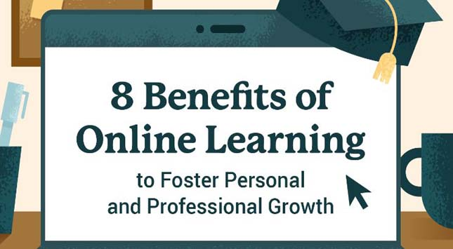 8 Ways Online Learning