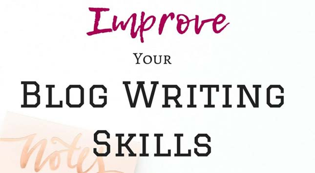 Enhance Content Writing Skills
