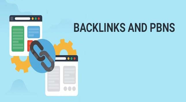 Backlinks and PBNs