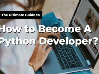 Become A Python Developer