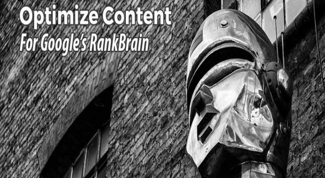 Google RankBrain Optimization