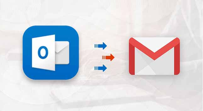 Import Outlook PST files into Gmail