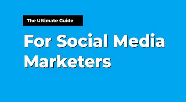 Social Media Marketers