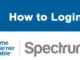 Spectrum Login Account
