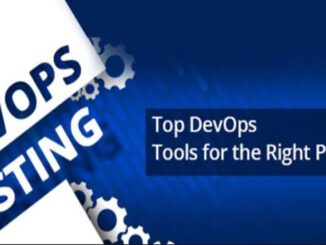 Right DevOps Tools