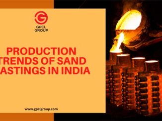 Sand Castings in India