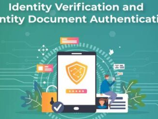 Identity Document Authentication