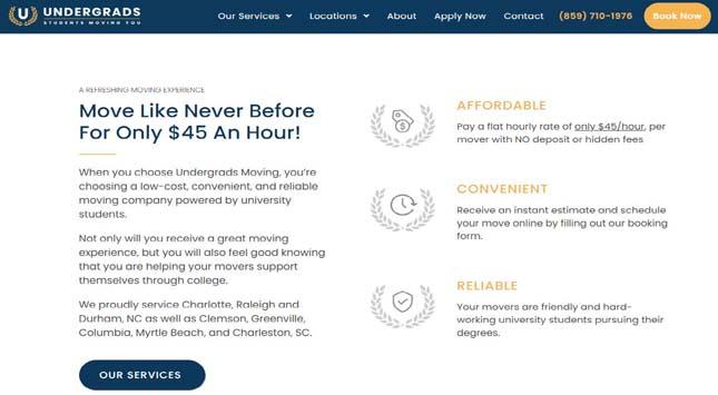 Straightforward Pricing Information
